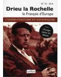 Drieu la Rochelle, le Français d'Europe