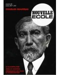 Charles Maurras - Nouvelle École
