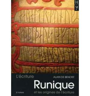 L'Écriture runique et les origines de l'écriture