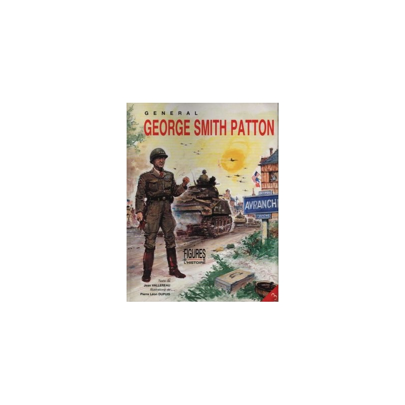 general george smith patton essay Patton general george s patton introduction the thesis paper analyzes the life of the general georges patton, who served in the united states military the paper begins with the analysis of the early years of this person as seen in the work of blumenson (2005).