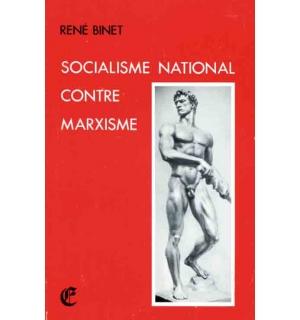 Socialisme national contre marxisme