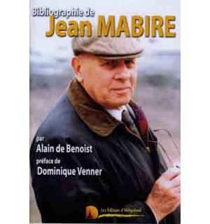 Bibliographie de Jean Mabire