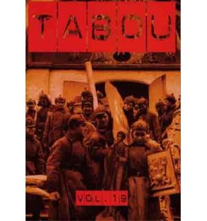 Tabou, vol. 19, 2012