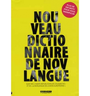 Nouveau dictionnaire de novlangue