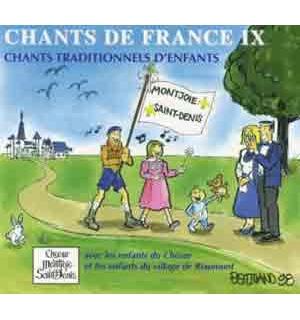 Chants de France IX