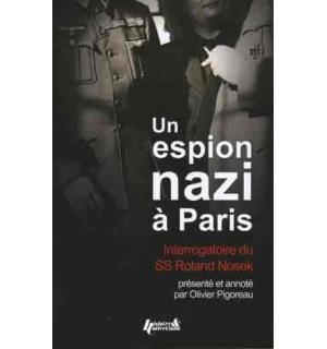 Un espion nazi à Paris