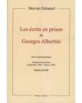 Les Écrits en prison de Georges Albertini