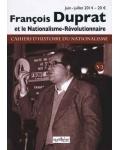 François Duprat et le nationalisme-révolutionnaire