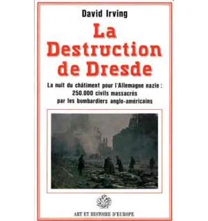 La Destruction de Dresde