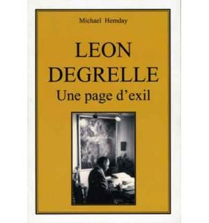 Léon Degrelle. Une page d'exil