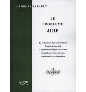 Le Problème juif