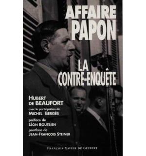 Affaire Papon: la contre-enquête