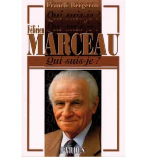 Félicien Marceau (Qui suis-je?)
