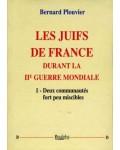 Les Juifs de France durant la Seconde Guerre mondiale (1)