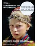 Nouvelle École n° 68 – Paléogénétique des Indo-Européens