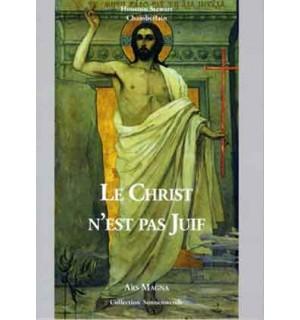 Le Christ n'est pas juif