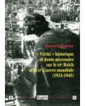 """""""Vérité"""" historique et doute nécessaire sur le IIIe Reich et la IIe Guerre mondiale"""