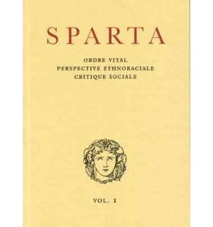 Sparta, vol. 1