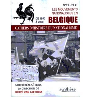 Les Mouvements nationalistes en Belgique, 1950-2000