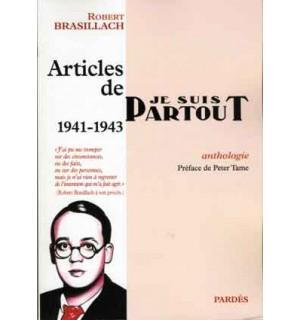 Articles de Je suis partout, 1941-1943