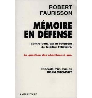 Mémoire en défense