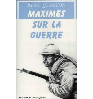 Maximes sur la guerre