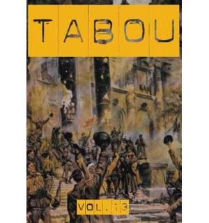 Tabou, vol. 13, 2007