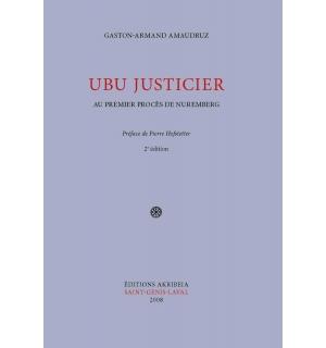 Ubu justicier au premier procès de Nuremberg